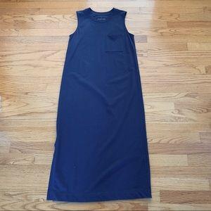 Everlane Dresses - Everlane Long Weekend Tee Dress in Navy, Sz XS